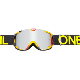 ONeal B-30 Goggles Youth INK black/hi-viz